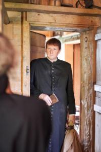 Dreharbeiten Zwinglis Erbe